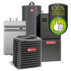 New Furnace and HVAC Financing